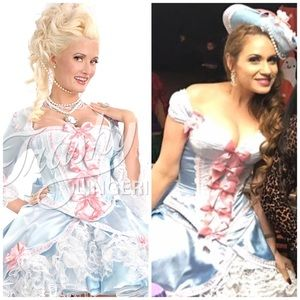 Maria Antoinette Women Costume